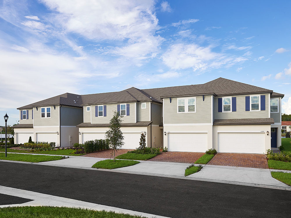 Arbors at Meadow Woods Townhomes - Orlando