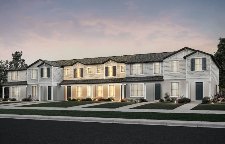 Elevation Hillsdale (townhome)
