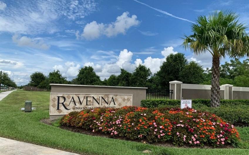 Ravenna – Winter Garden
