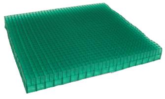 Equagel Straight Comfort Cushion