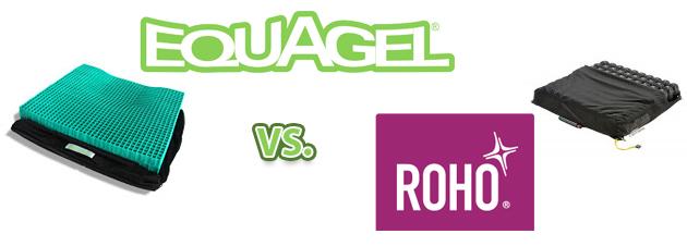 EquaGel vs ROHO