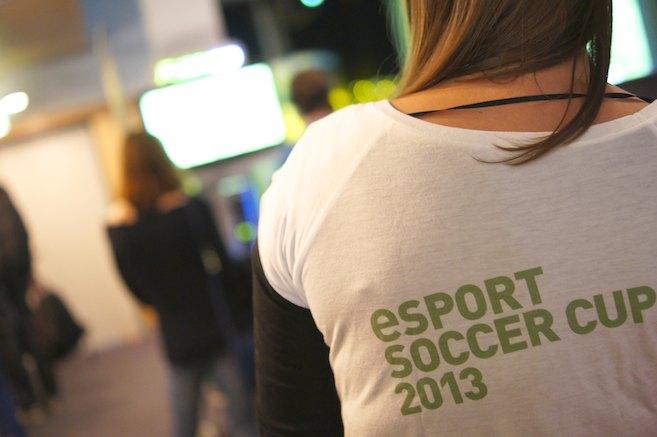 eSport Soccer Cup 2013 - Shirt