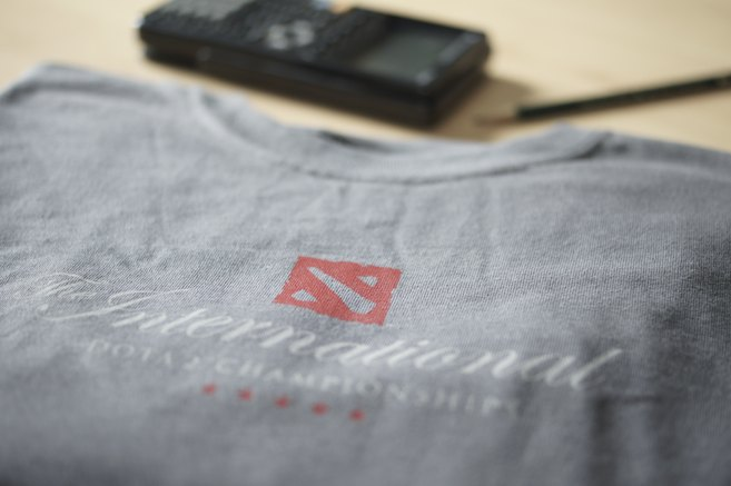 Balanced, Unbalanced, Perfectly Unbalanced - The International Dota 2 Championship T-Shirt