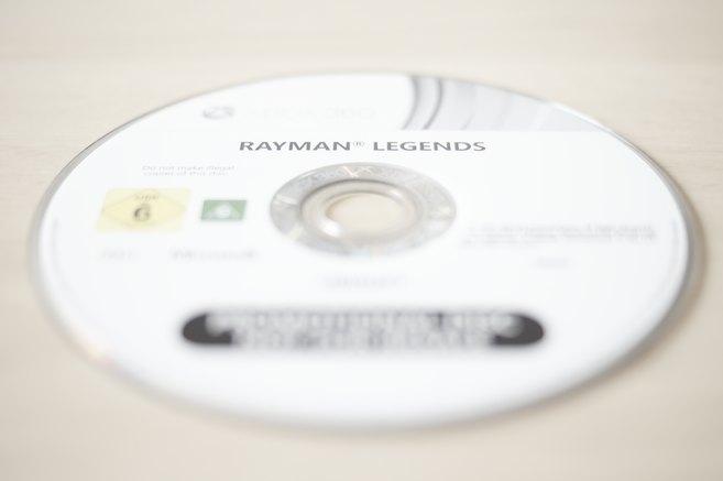 Rayman Legends - Xbox 360 Disc
