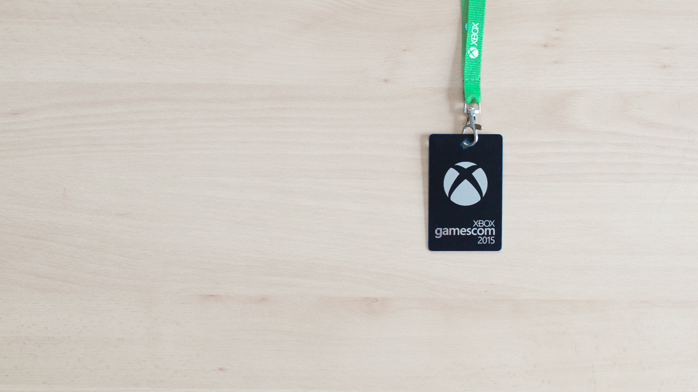 Xbox FanFest gamescom 2015 - Ticket