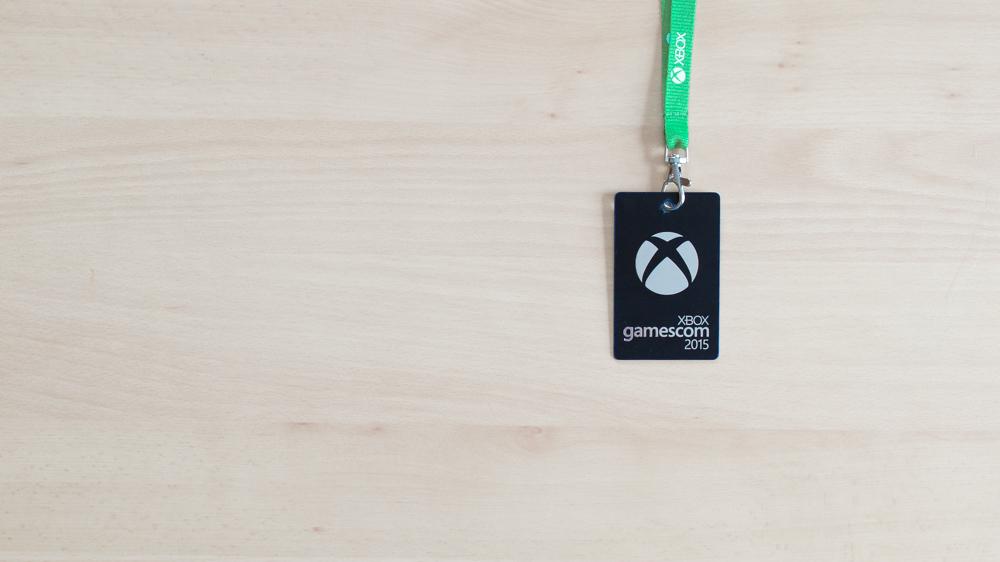 Xbox FanFest gamescom 2015 - Ticket
