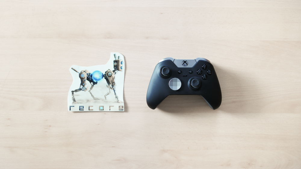 Giveaway - Xbox Elite Controller And ReCore - Photo