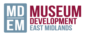 Museum Development East Midlands logo