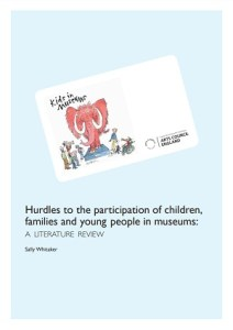 Hurdles to Participation report cover