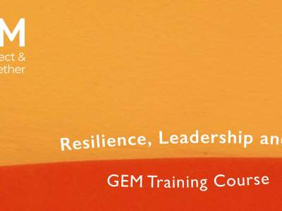 Resilience, Leadership and Me