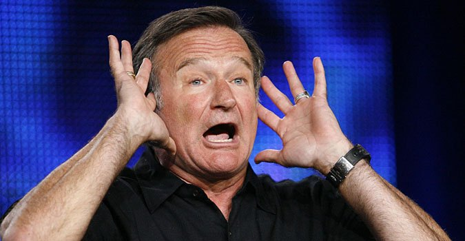 Komedian Robin William meninggal dunia. (Foto: Ist)