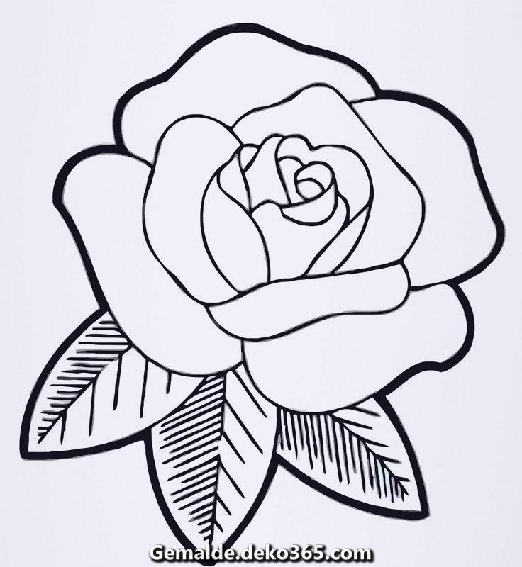 Hier Finden Sie Schöne Blumen Zum Ausmalen Schau Und