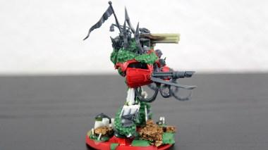 Epic Armageddon - Nurgle Plaguelord Titan