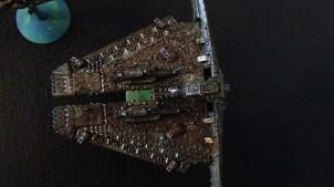 Technokratie Adeptus Mechanikus Battleship above
