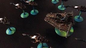 Technokratie Adeptus Mechanikus Battleship side