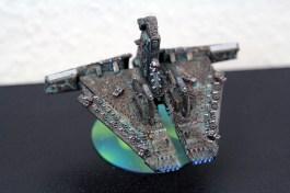 Battlefleet Gothic_Mechanicum Battleship_Omnissiahs Victory