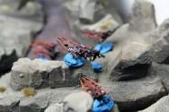 Epic Armageddon Barges of Pleasure Dark Eldar
