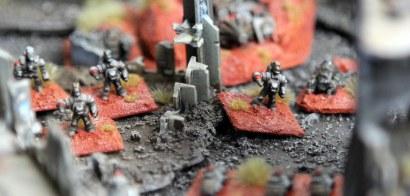 Epic Armageddon Chaos Squat Robots