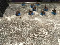 Dark Eldar flotilla