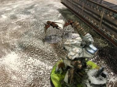 Razorwing attack