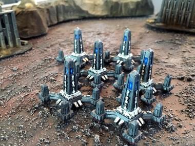 Necron Obelisks