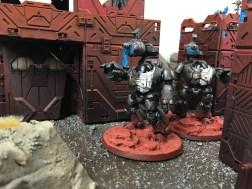 Castellax robots