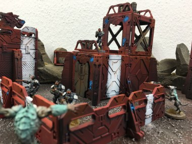 Mechanicum Outpost