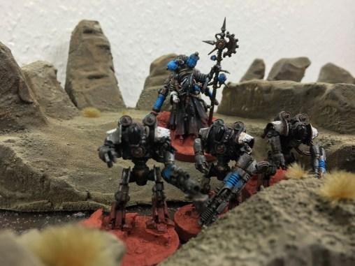Thallax and Magos