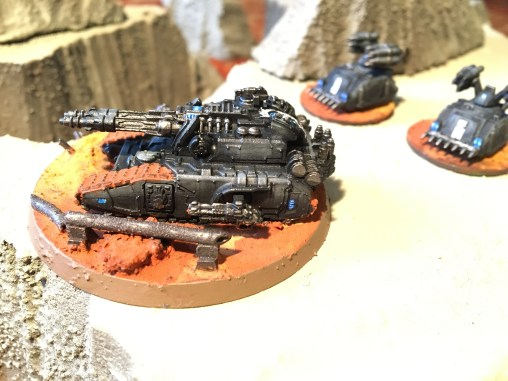 Epic Armegeddon Horus Heresy Iron Hands Falchion3803