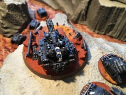 Epic Armegeddon Horus Heresy Iron Hands Falchion3804