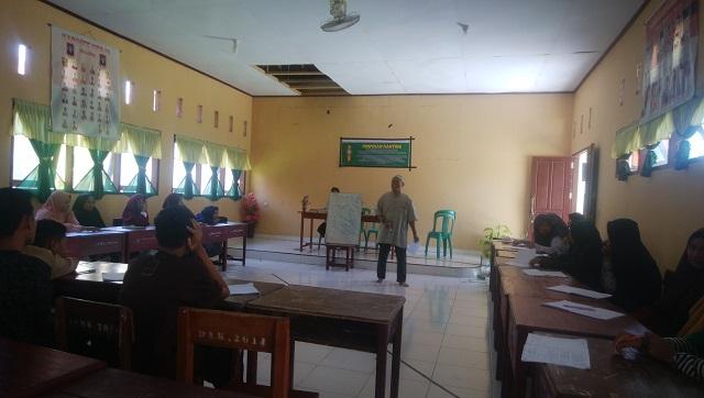 Pelatihan Kader Digelar SMK Muhammadiyah Parigi Tengah