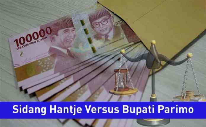 Sidang Hantje Versus Bupati Parimo Masuki Tahap Mediasi
