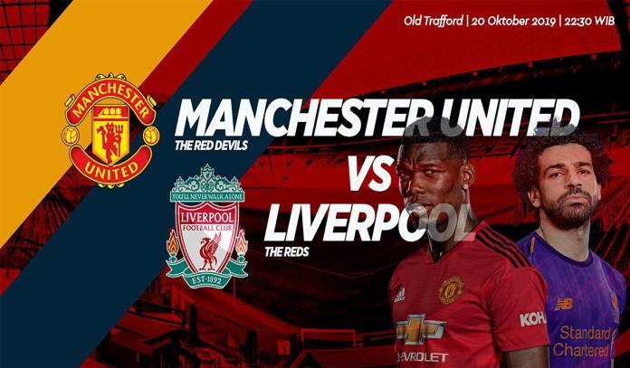 Duel Klasik Liga Premier Inggris, MU Versus The Reds, Siapa Yang Terbaik?