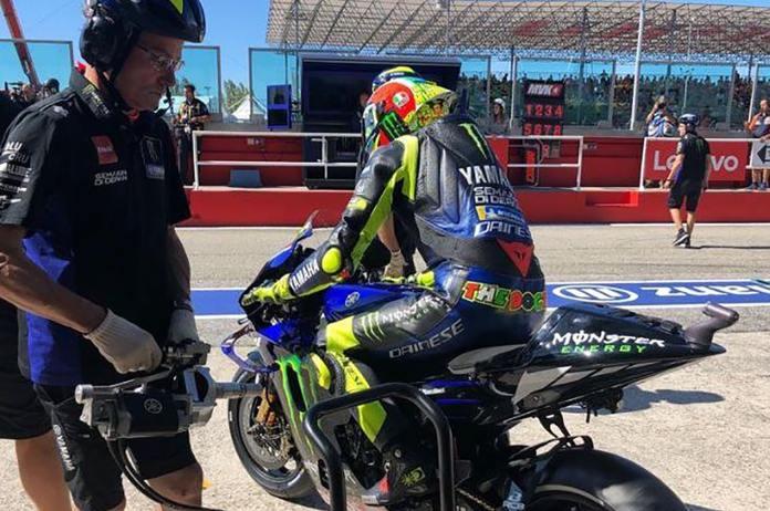 Rossi: Tidak Masuk Akal Gelar Sesi Kualifikasi MotoGP Pada Pagi Hari