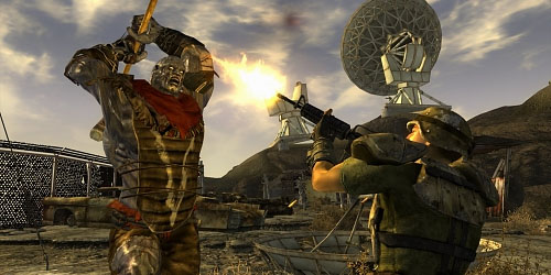 First Fallout New Vegas Gameplay Hits The Net Gematsu