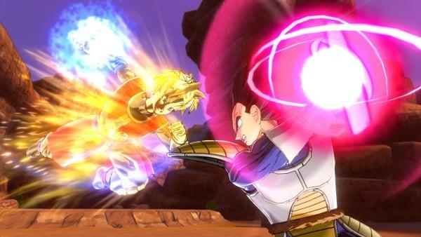 Dragon Ball Xenoverse Screenshots Show Female Saiyan