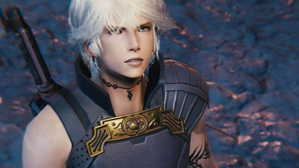 Mevius Final Fantasy Is Free To Play Story Characters