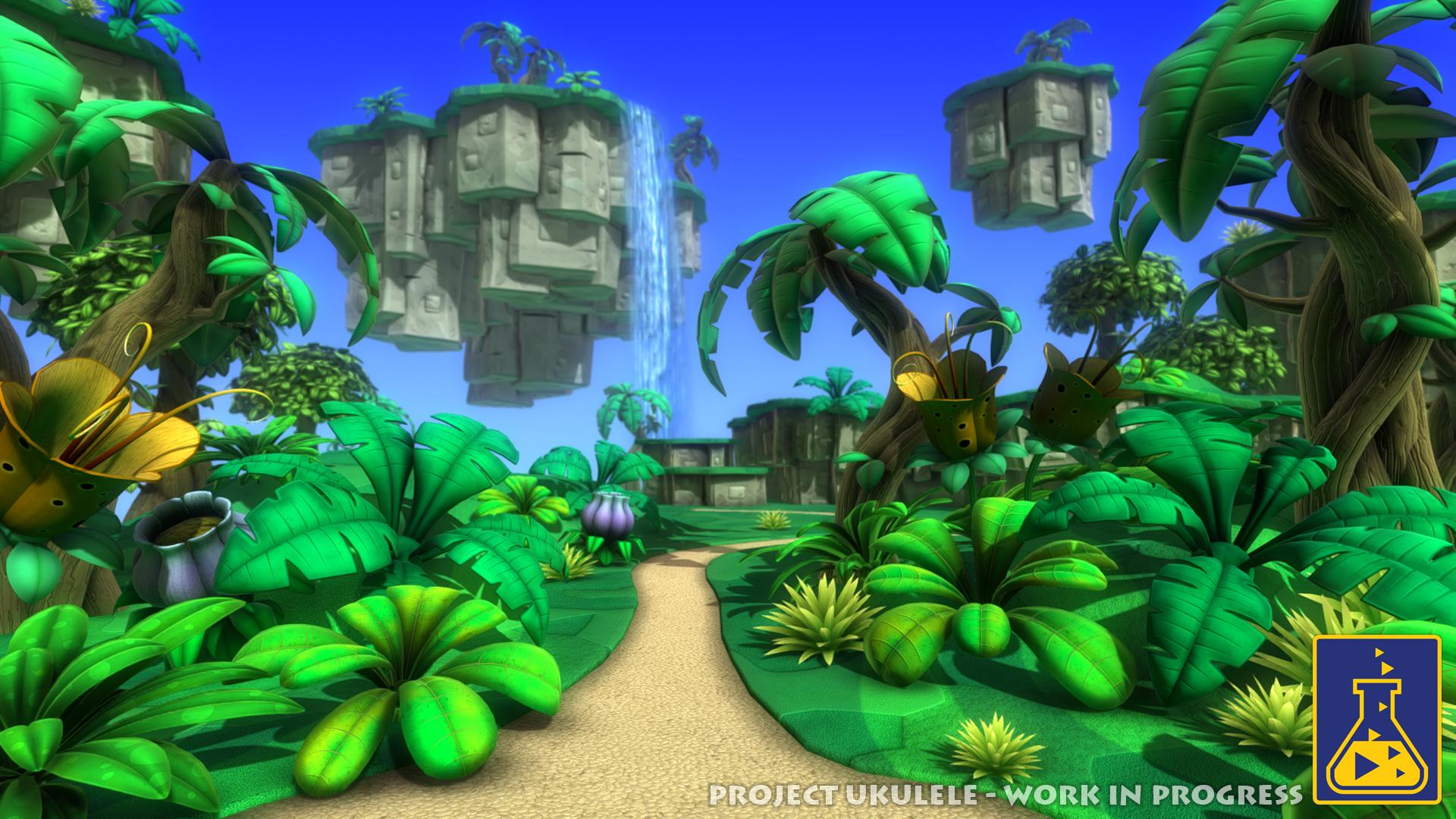 First Look At Playtonics Project Ukulele Kickstarter Launching May Gematsu
