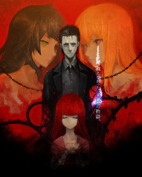Image result for steins gate 0