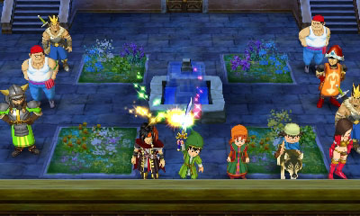 Image result for dragon quest 7 3ds