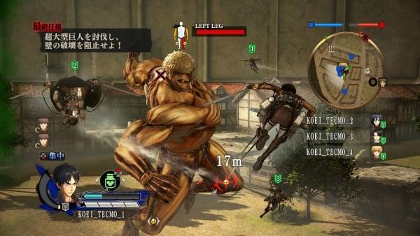 Image Result For On Titan Tribute Game Hack
