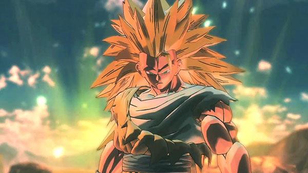 Dragon Ball Xenoverse 2 Vegeta Future Gohan And