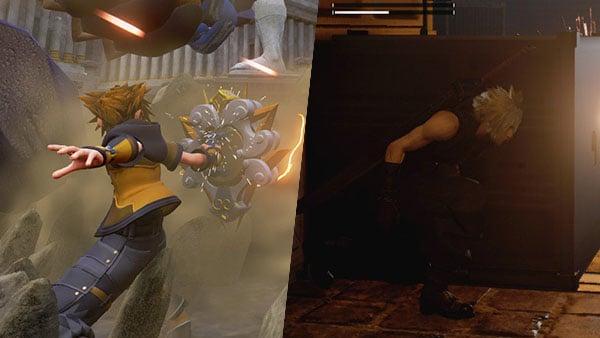 New Kingdom Hearts III And Final Fantasy VII Remake