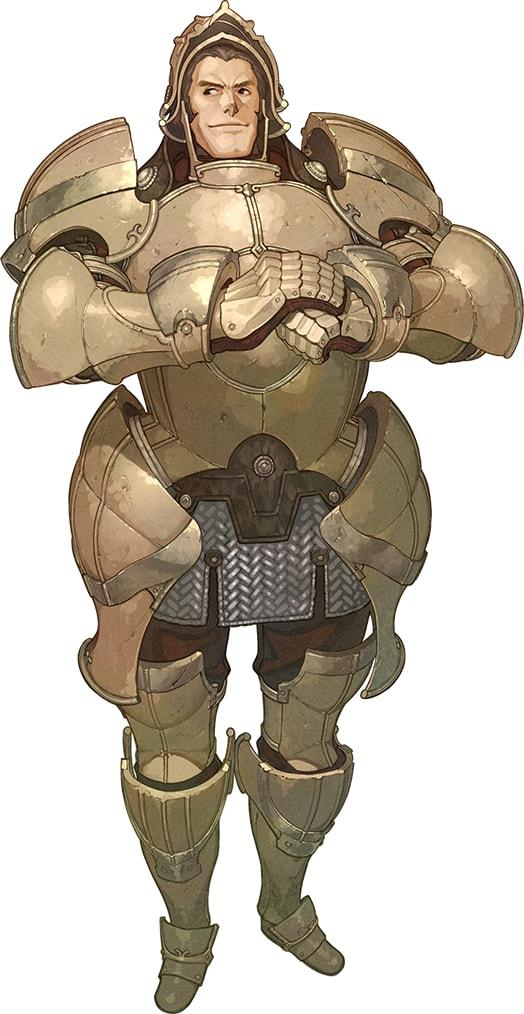 Fire Emblem Mage Knight
