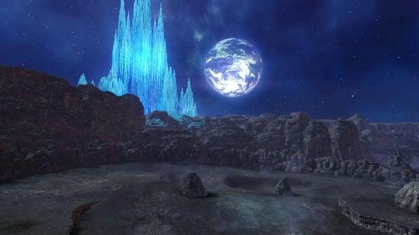 Dissidia Final Fantasy Arcade Adds Lunar Subterrane