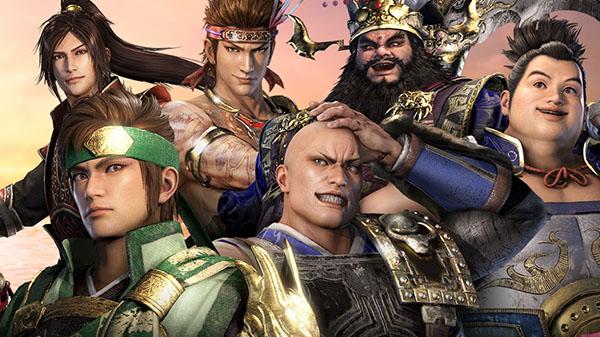 Dynasty Warriors 9 Guan Xing