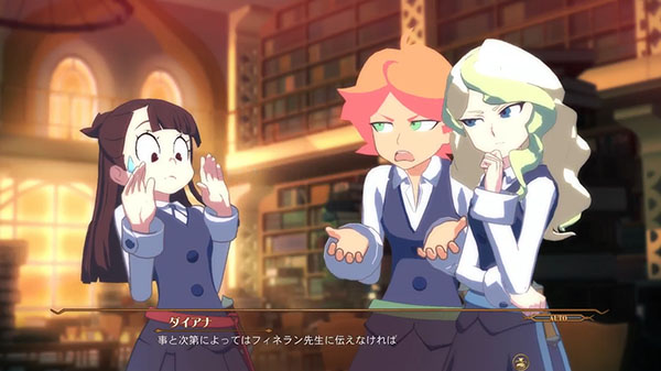 Image result for Little Witch Academia: Chamber of Time