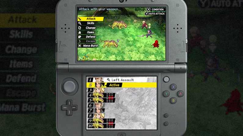 Image result for radiant historia: perfect chronology 3ds