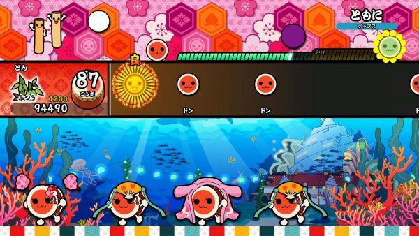 Taiko Drum Master Nintendo Switch Version First Details