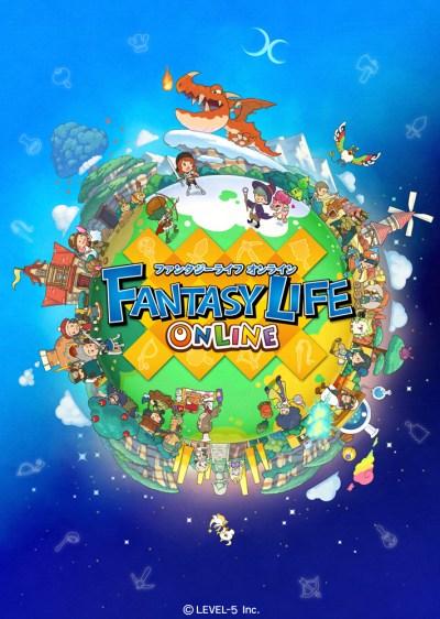 Fantasy Life Online trailer, main visual - Gematsu
